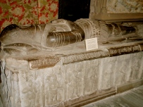 The Wolf of Badenoch Tomb