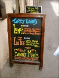 The Tipsy Laird Menu