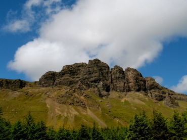 The Storr at the Isle of Skye