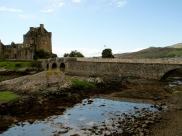 Another beautiful view of Eilean Donan Castle