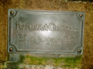 Fearchar-A-Chasteail plaque