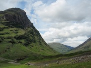 Surrounded by Glencoe's beauty!