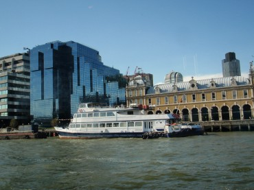 On our River Thames Cruise