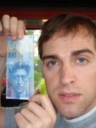 Swiss money is interesting!