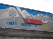 Stopped here to buy some Swiss Army knives for souvenirs!
