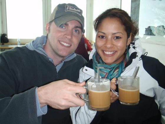 Mr. and Mrs. Jessetter