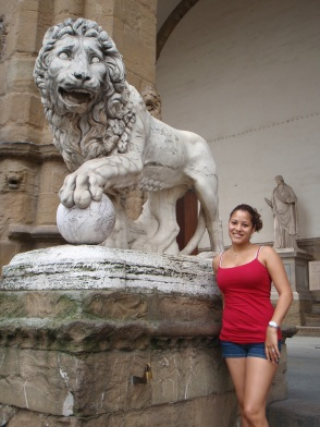 One of the Medici Lions - Vacca's Lion
