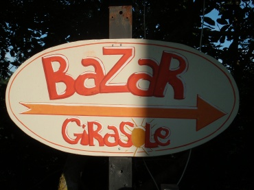 Went to check out the Bazar at Camping Village Norcenni Girasole Club