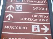 Orvieto straight ahead!