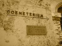 Coemeterium in Rome