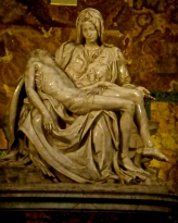 Pietà by Michelangelo