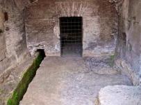 Prisoner's cell
