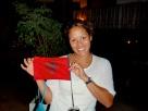 The Albanian Flag