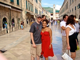 Wandering around Old Town Dubrovnik