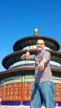 We give the Temple of Heaven two thumbs up