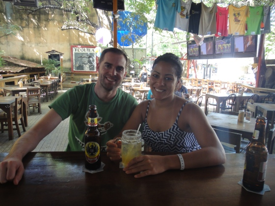 Drinks at Coconutz Sports Bar & Eatery