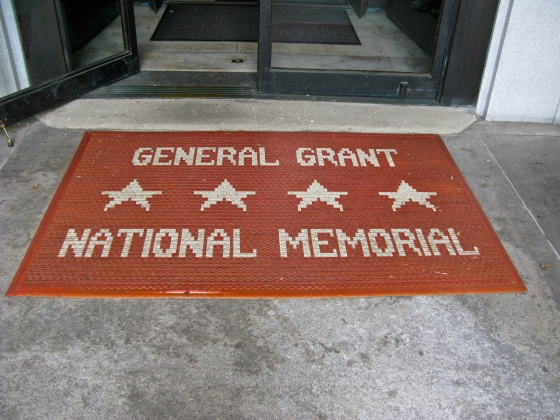 Awesome welcome mat