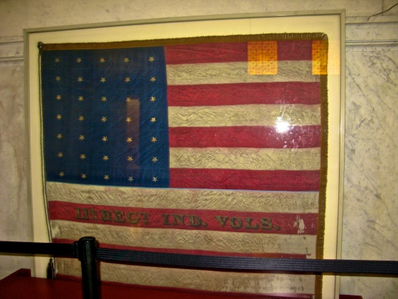 Civil War 35 star flag