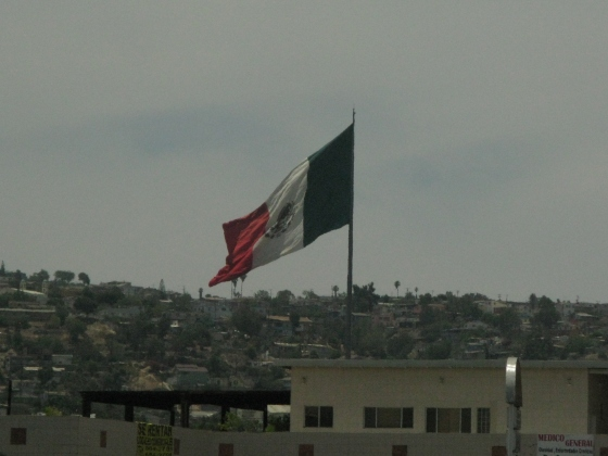 You know you are in Mexico when you see this!