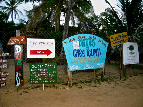 "Island ""billboards"""