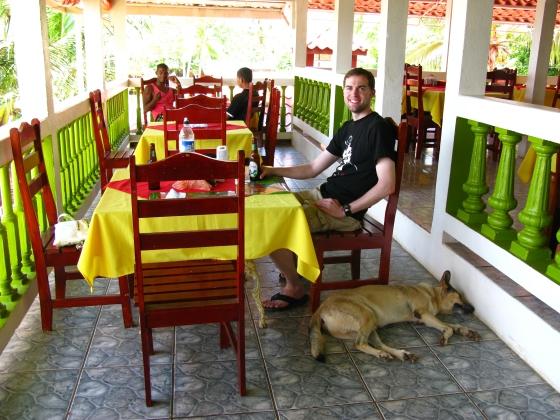 Dinner at Hotel Los Delfines