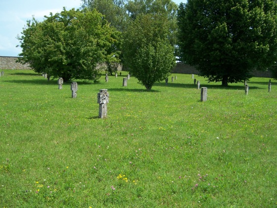 Graveyard on the grounds