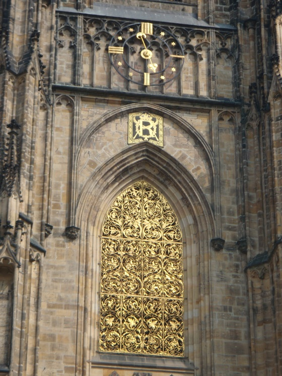 Intricacies on Prague Castle