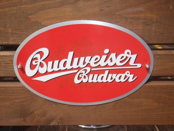 Budvar>Budweiser