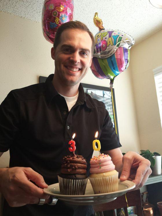 I turned 30!