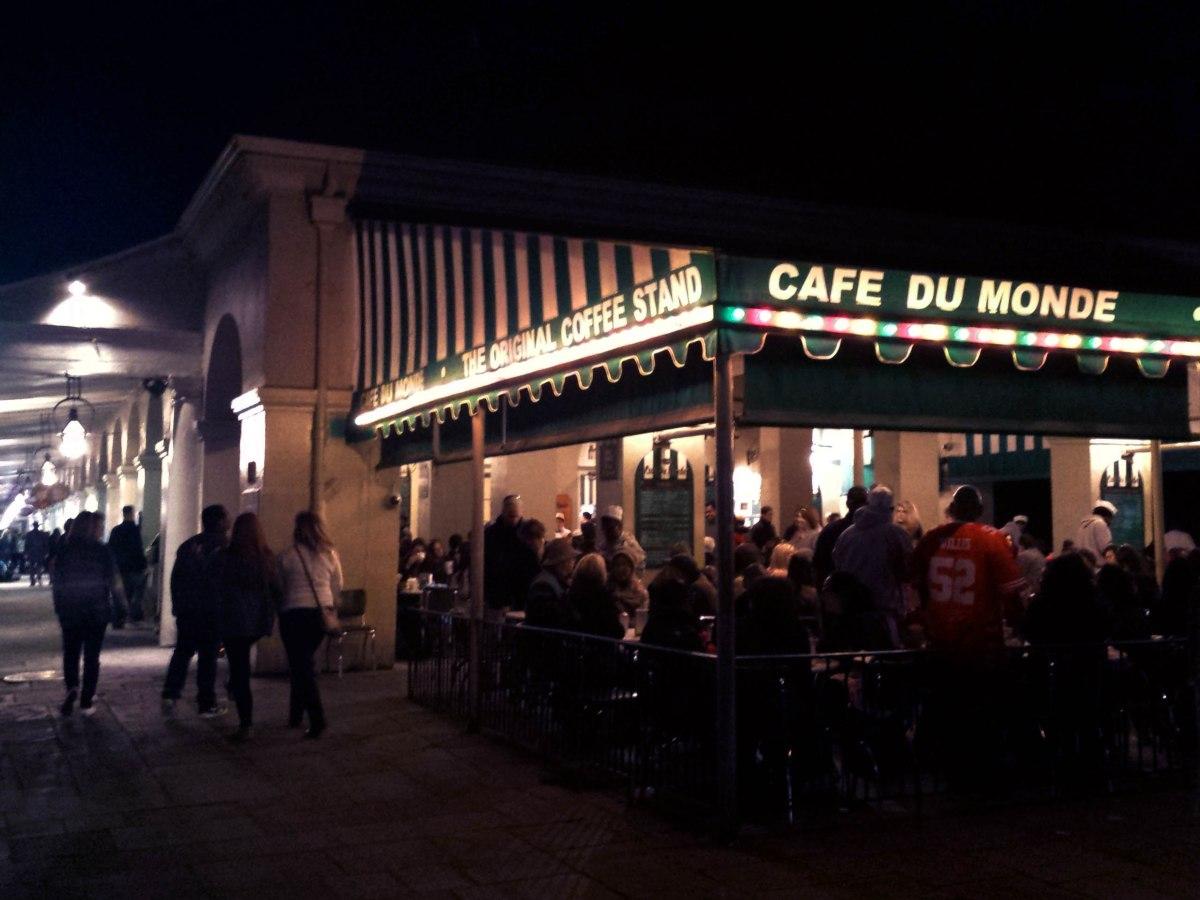 5 things to do in nola jessetters for Restaurant cuisine du monde paris