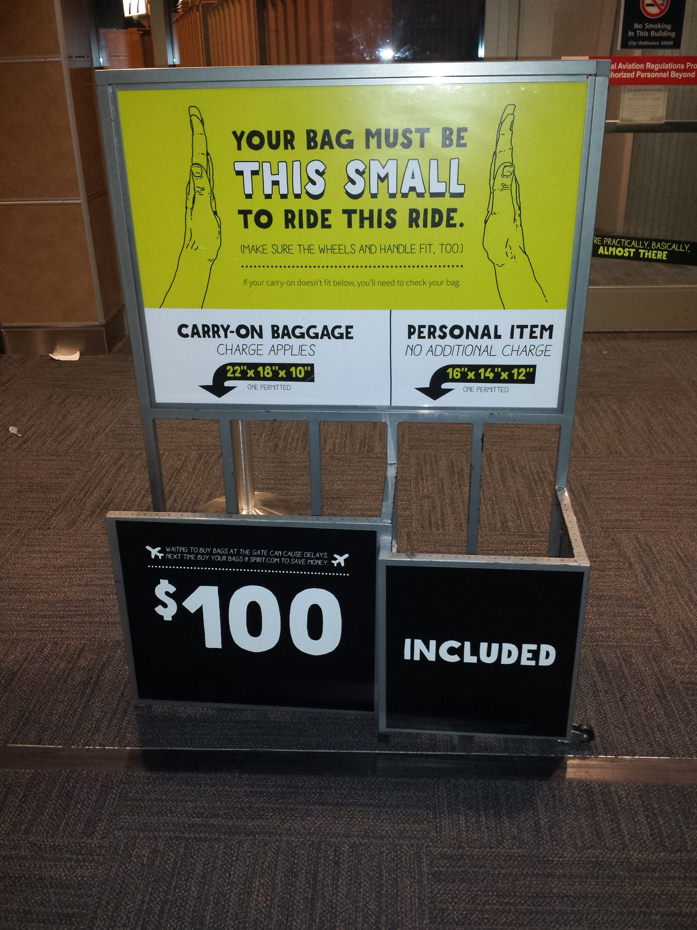 Spirit Airlines Check In >> The Truth About Spirit Airlines Jessetters