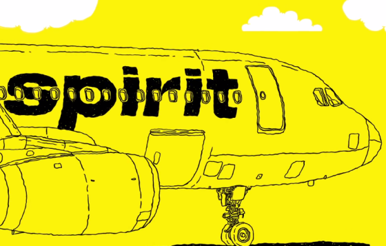 Find cheap airfare through Spirit Airlines